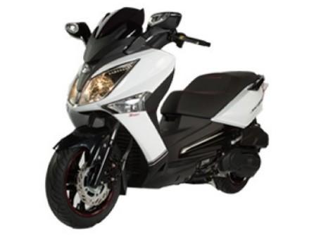 מודרני EXMotors JoyMax 250 Sport אקסלנט מוטורס מכירת קטנועים/אופנועים GI-54